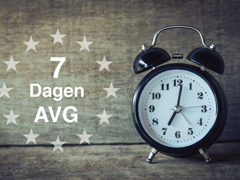 Bedrijven worstelen om de AVG deadline te halen