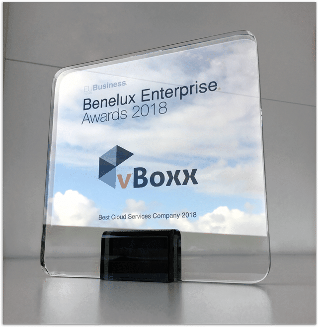 Award beste cloud service 2018
