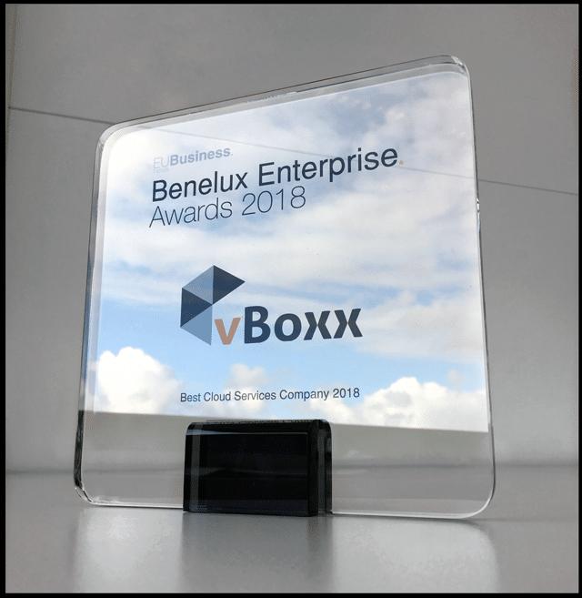 Award beste cloud service 2018