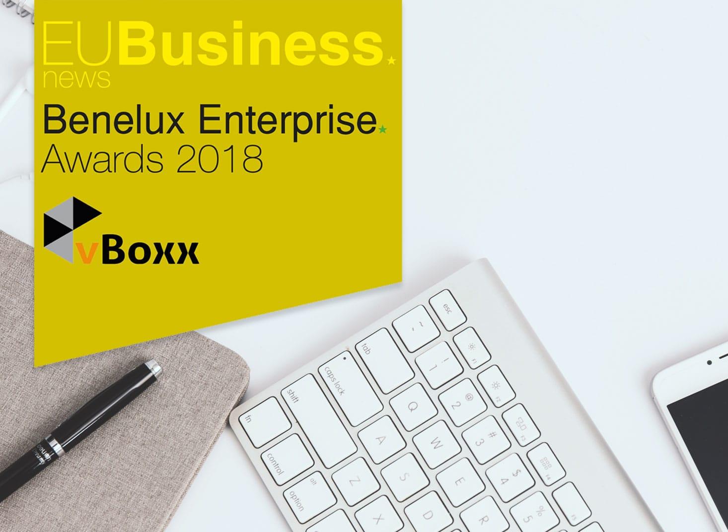 Beste Cloud Service Bedrijf van 2018!