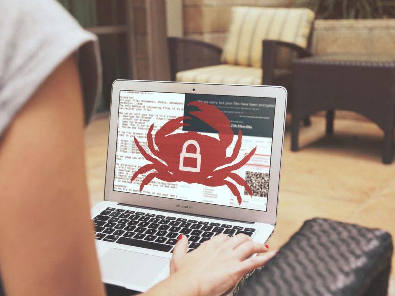Gandcrab ransomware? Voorkom gijzeling van je bestanden!