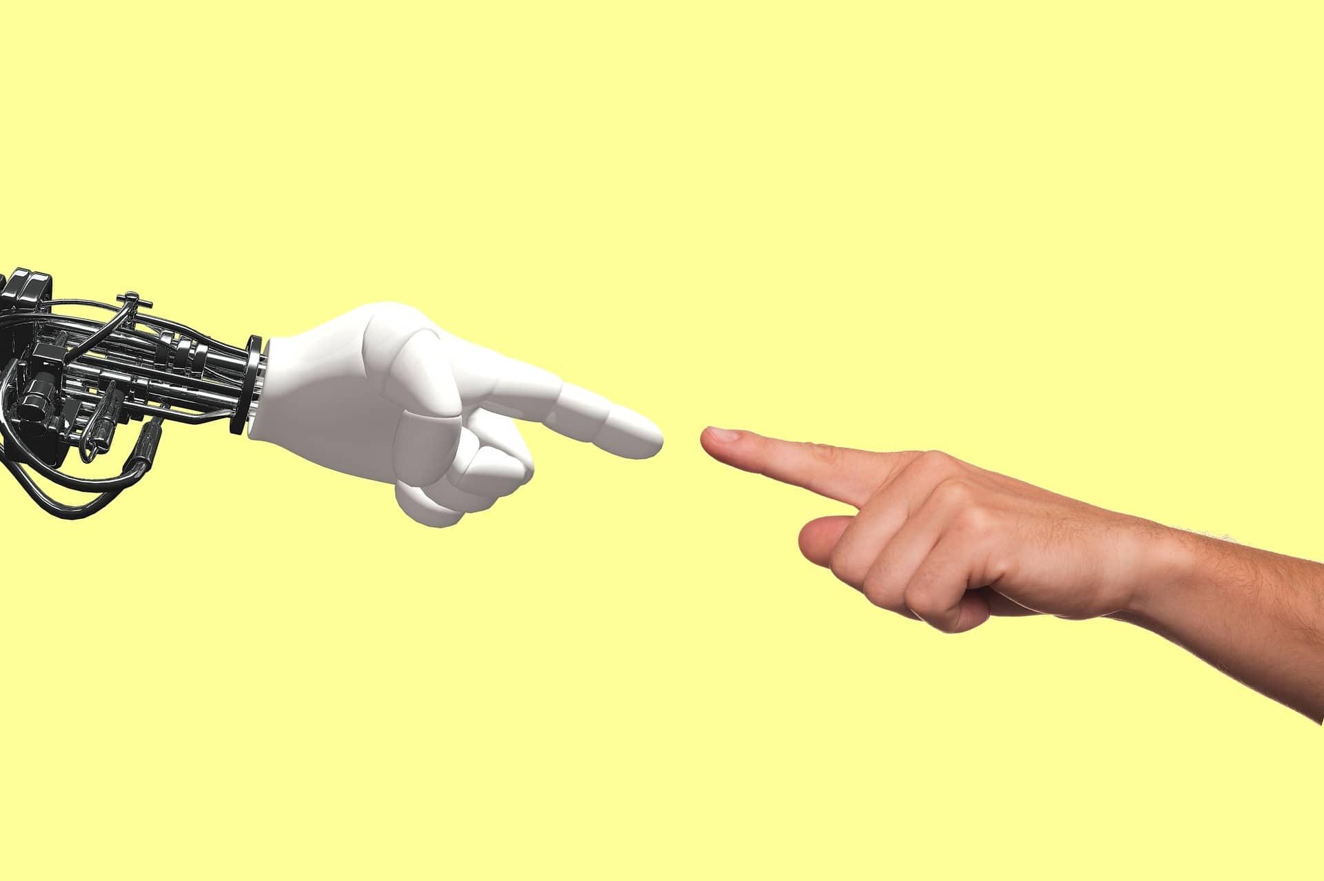 Van robot naar mens
