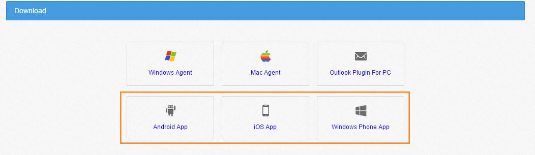 vBoxxcloud applicatie download