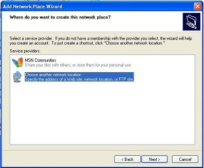 webDAV Windows setup - vBoxxCloud