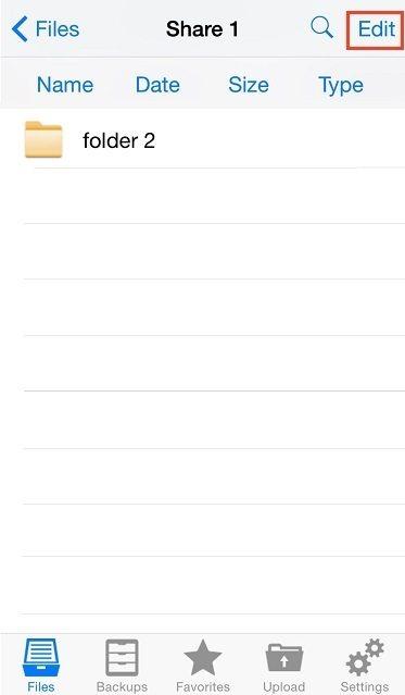 vergrendel bestanden en folders - vBoxxCloud